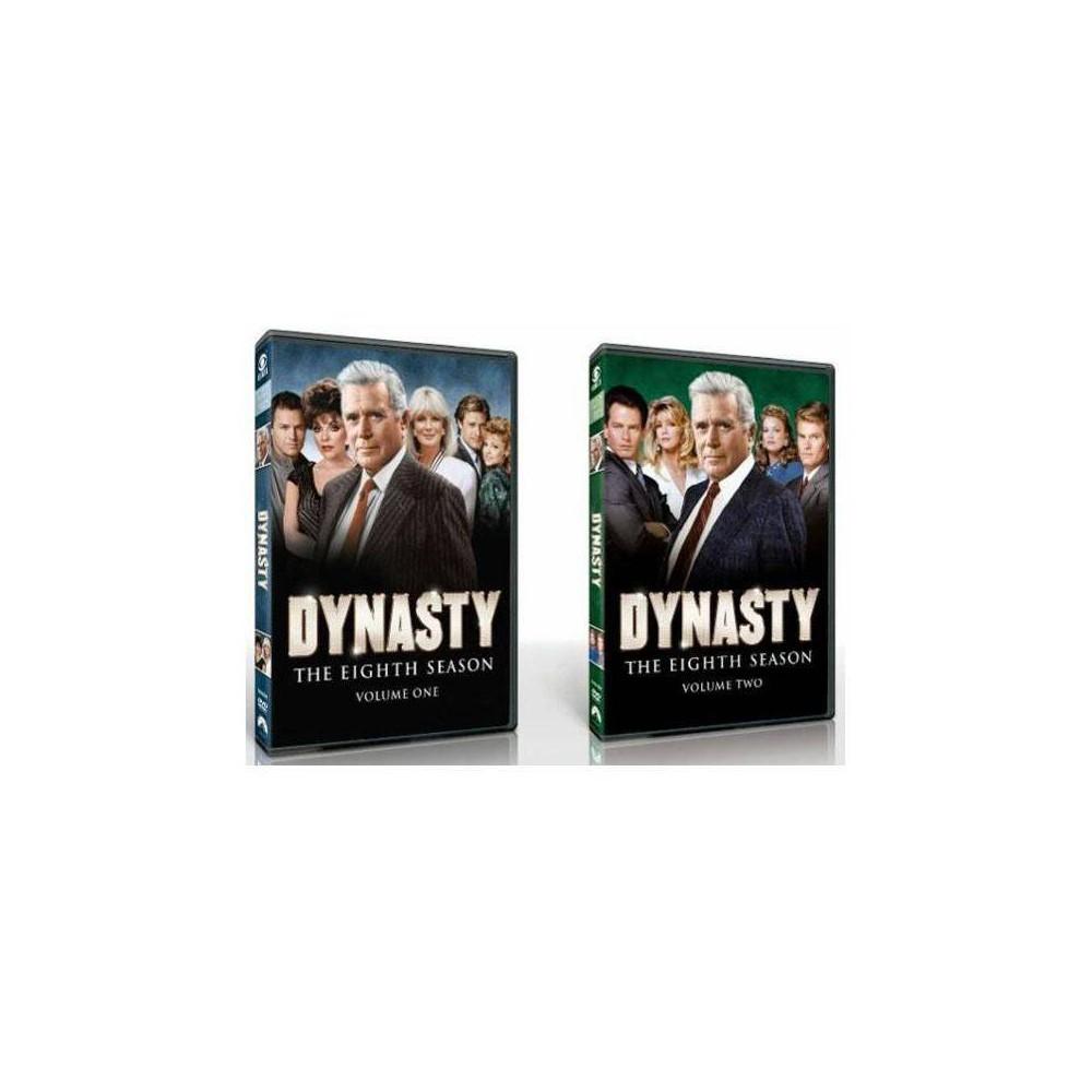 Dynasty The Eighth Season Dvd