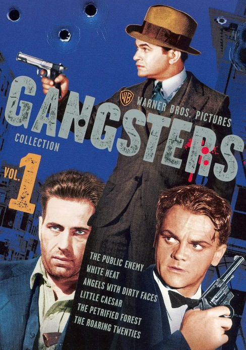 Warner gangsters collection vol 1 (DVD) - image 1 of 1