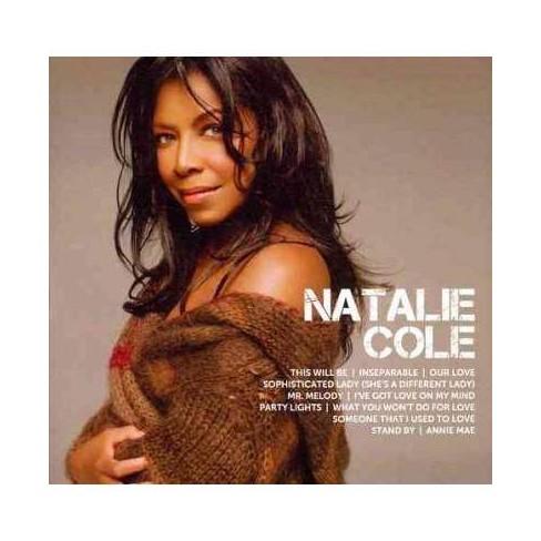 Natalie Cole - ICON: Natalie Cole (CD) - image 1 of 1