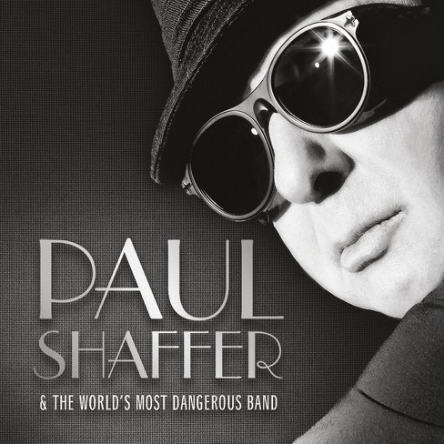 Paul Shaffer - Paul Shaffer and The World's Most Dangerous Band - image 1 of 1