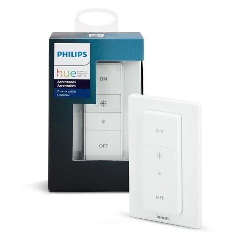 Storslået Philips Hue Dimmer Light Switch (473371) : Target PW96