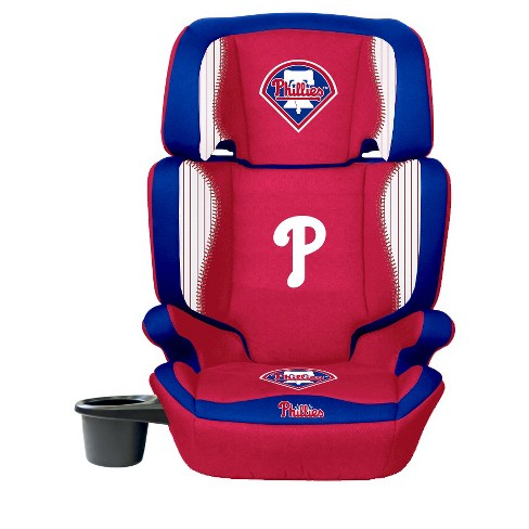 Philadelphia Phillies Lil Fan Club Seat Premium 2 in 1 High Back Booster Seat - image 1 of 1