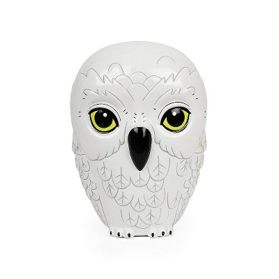 Fashion Accessory Bazaar LLC Harry Potter Hedwig The Owl Ceramic Coin Bank