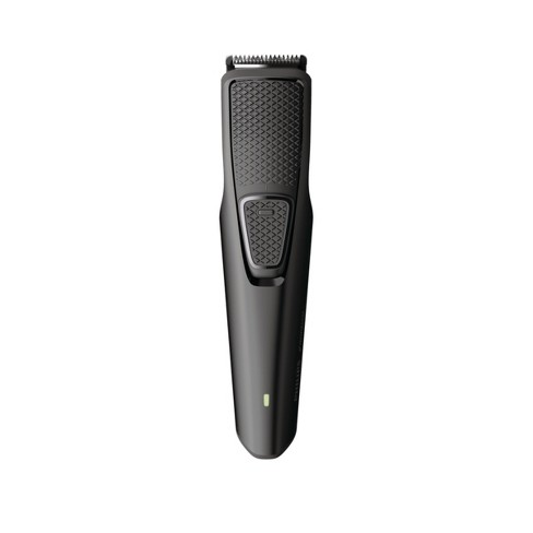 Philips Norelco Series 1000 Beard & Hair Men's Rechargeable Electric Trimmer - BT1217/70 - image 1 of 4