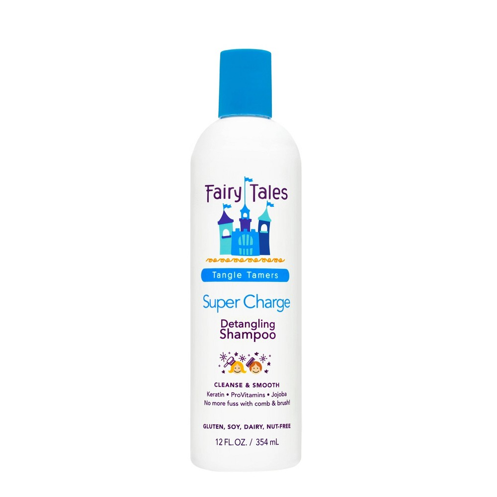 Image of Fairy Tales Super-Charge Detangling Shampoo - 12oz