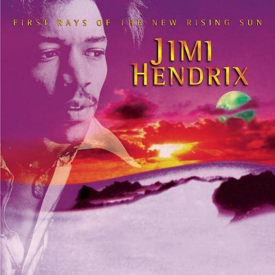 Jimi Hendrix - First Rays Of The New Rising Sun (CD)