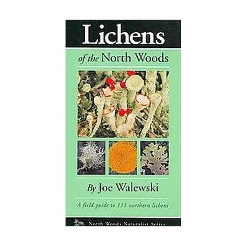 Lichens of the North Woods - (North Woods Naturalist Guides) by  Joe Walewski (Paperback) - image 1 of 1