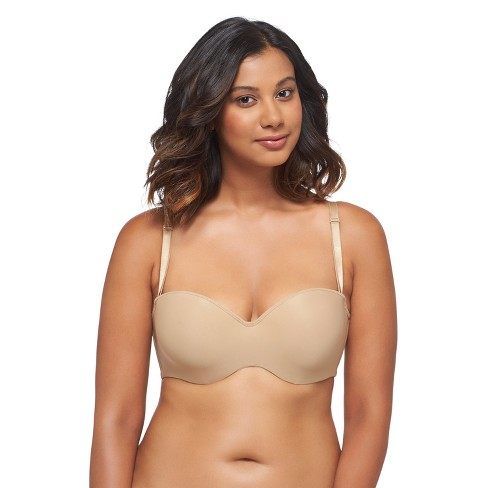 a677d5a50e1ed Maidenform® Self Expressions® Women s Full Support Convertible Strapless Bra  - Beige 38DD   Target