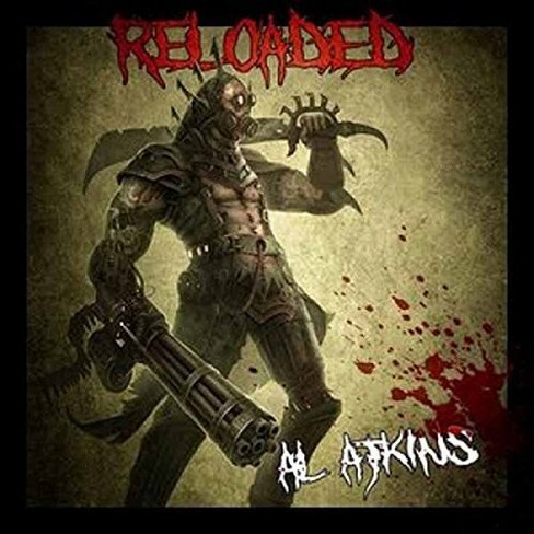 Al Atkins - Reloaded (CD) - image 1 of 1