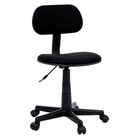 Sensational Task Chair Black Room Essentials Interior Design Ideas Clesiryabchikinfo