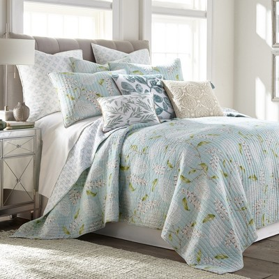 Brookwood Quilt and Pillow Sham Set - Levtex Home