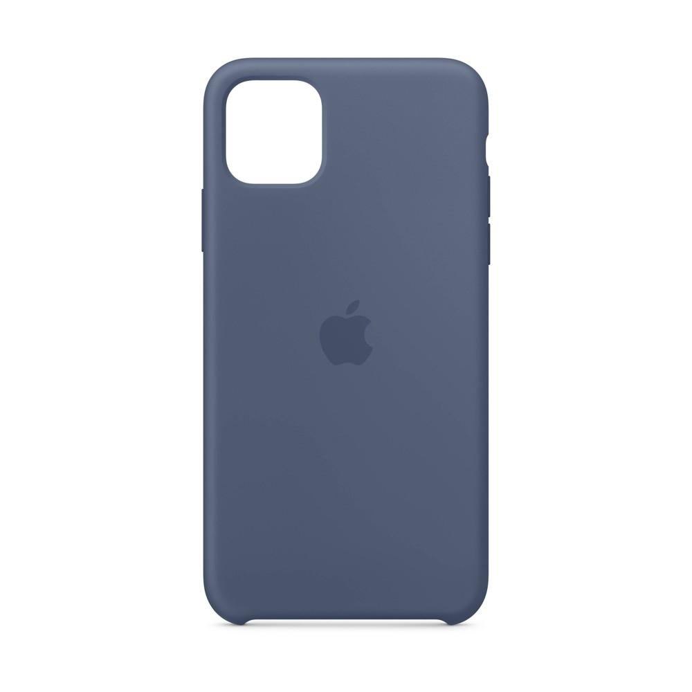 Apple iPhone 11 Pro Max Silicone Case - Alaskan Blue