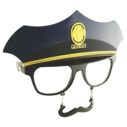 Sunstache Police Clear Lenses Lens - image 1 of 1