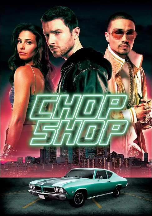 Chop Shop (DVD) - image 1 of 1