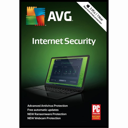 AVG Internet Security - PC - image 1 of 1