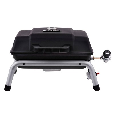 Char-Broil Portable 9,500 BTU Gas Grill 17402049 - Black