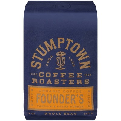Stumptown Founders Whole Bean Light Roast Coffee - 12oz