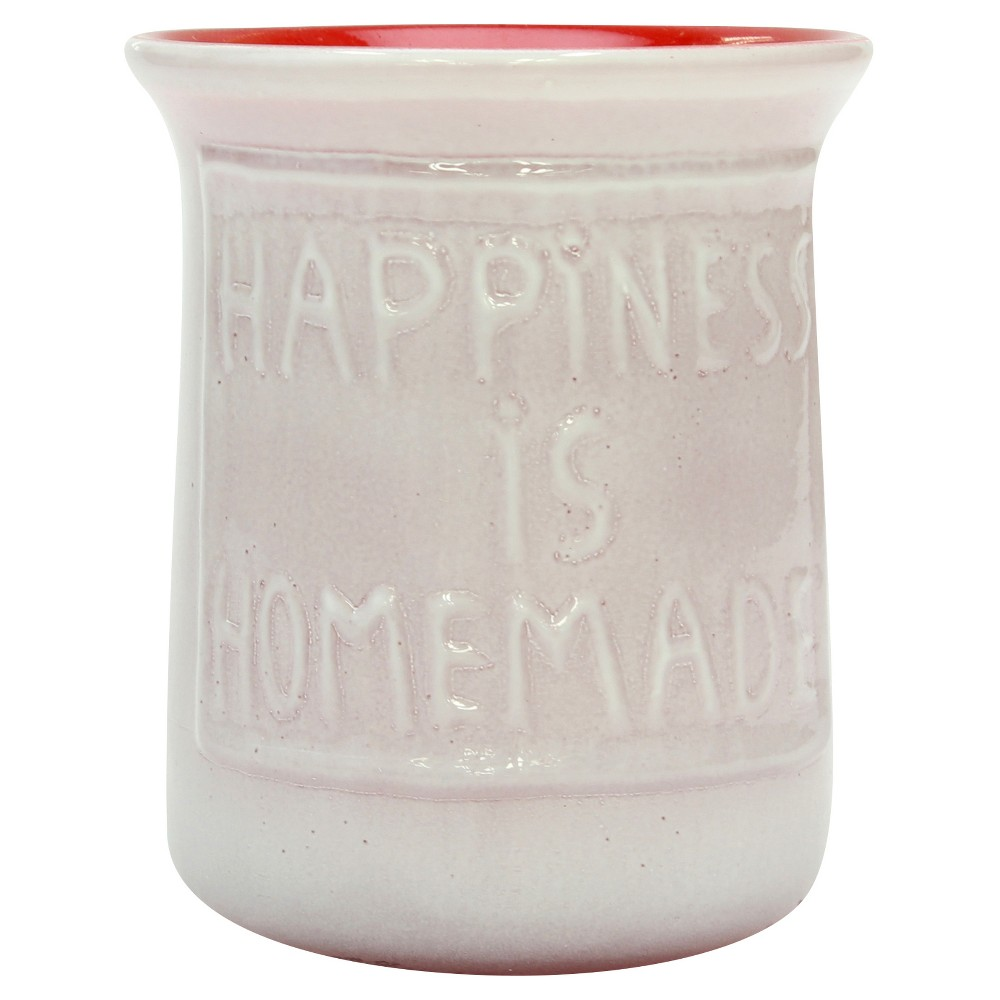 Image of Happiness Votive Holder- Ckk Home Décor, Gray