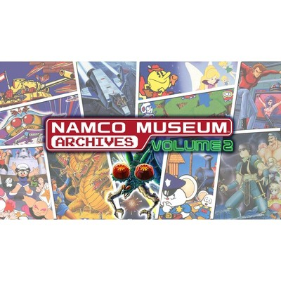 Namco Museum Archives Volume 2 - Nintendo Switch (Digital)