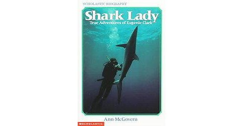 Shark Lady (Reissue) (Paperback) (Ann McGovern) - image 1 of 1