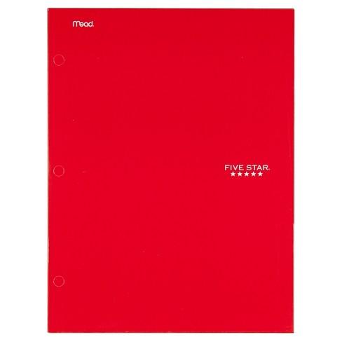 """Mead® Paper Folder, 2 Pocket, 9.5"""" x 12.5"""" - Orange - image 1 of 1"""