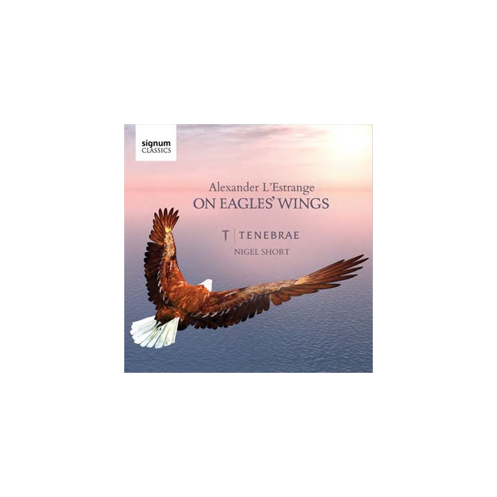 Tenebrae - L'estrange:On Eagles Wings (CD)