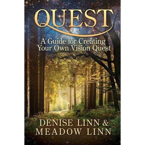 Quest - by  Denise Linn & Meadow Linn (Paperback) - image 1 of 1