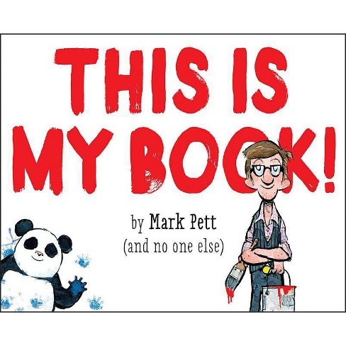 This Is My Book! - by  Mark Pett (Hardcover) - image 1 of 1