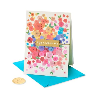 Mother's Day Greeting Card Flower Cascade - PAPYRUS