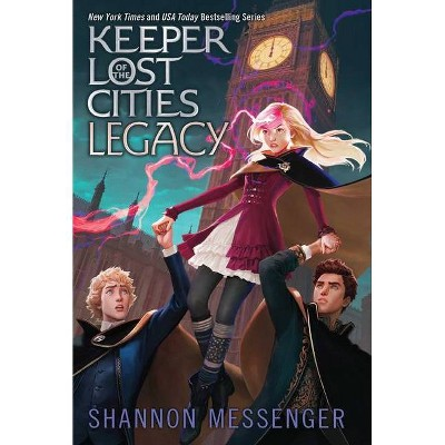 Legacy, Volume 8 - Keeper of the Lost Cities - by Shannon Messenger