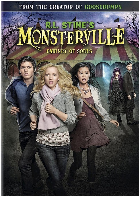 R.L. Stine's Monsterville: Cabinet of Souls - image 1 of 1