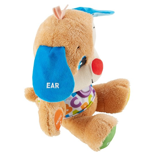 Fisher-Price Laugh and Learn Smart Stages Puppy image number null
