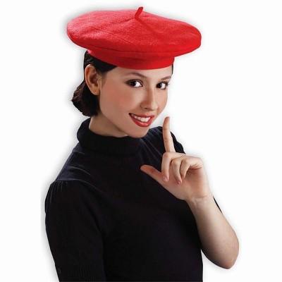 Forum Novelties Red Beret Adult Costume Hat