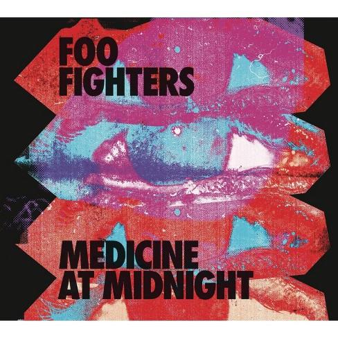 Foo Fighters - Medicine At Midnight (CD) - image 1 of 2