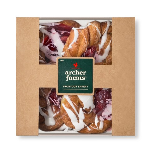 Cherry Danish 4ct - Archer Farms™ - image 1 of 1