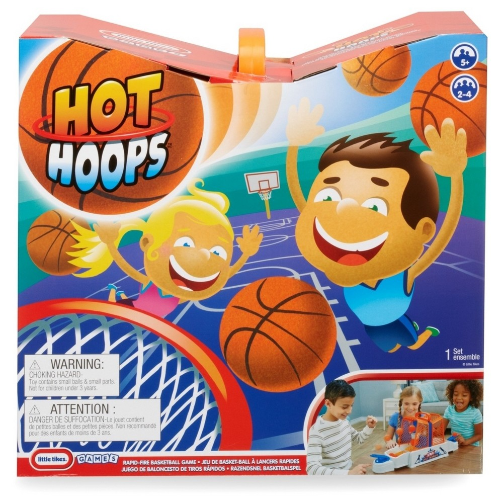 Little Tikes Hot Hoops Game