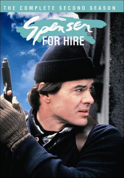Spenser For Hire:Complete Second Ssn (DVD) - image 1 of 1
