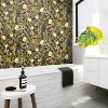 RoomMates Tropical Flowers Peel and Stick Wallpaper - image 3 of 4