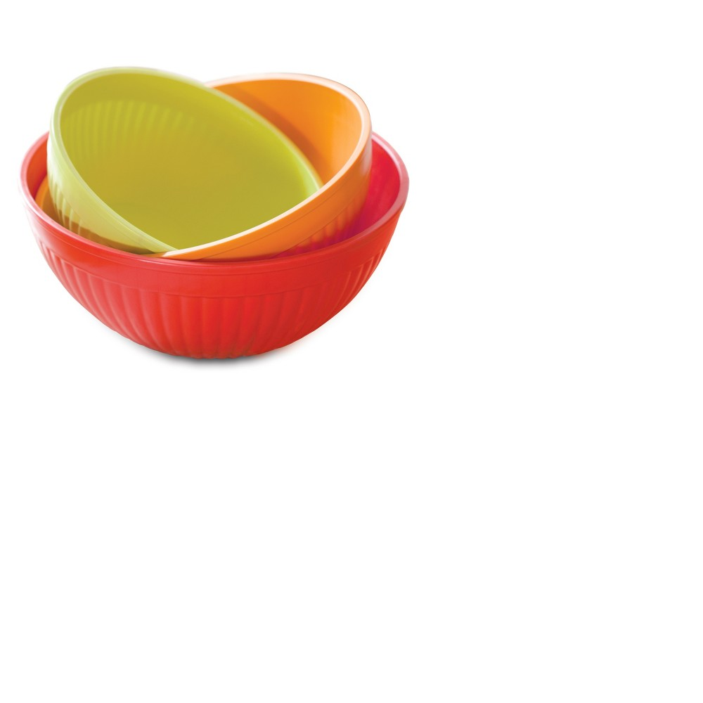 Image of Mixing Bowl Set Nordic Ware, Multi-Colored