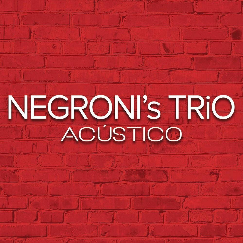 Negronis Trio - Acustico (CD)