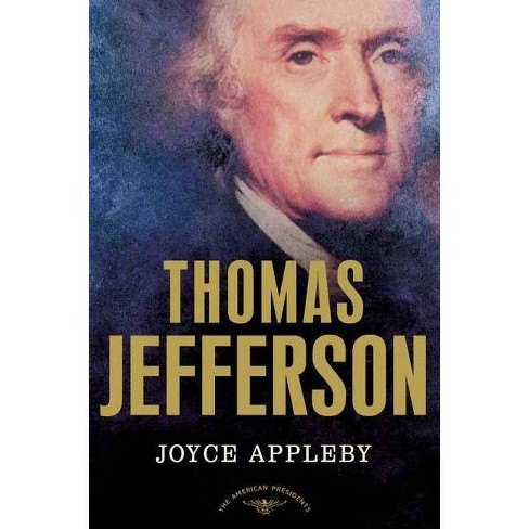 Thomas Jefferson - (American Presidents (Times)) by  Joyce Appleby (Hardcover) - image 1 of 1