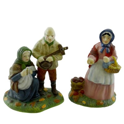 Dept 56 Accessories Begging For Soul Cakes Dickens' Village Halloween  -  Decorative Figurines