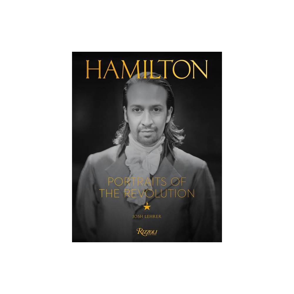 Hamilton By Josh Lehrer Hardcover