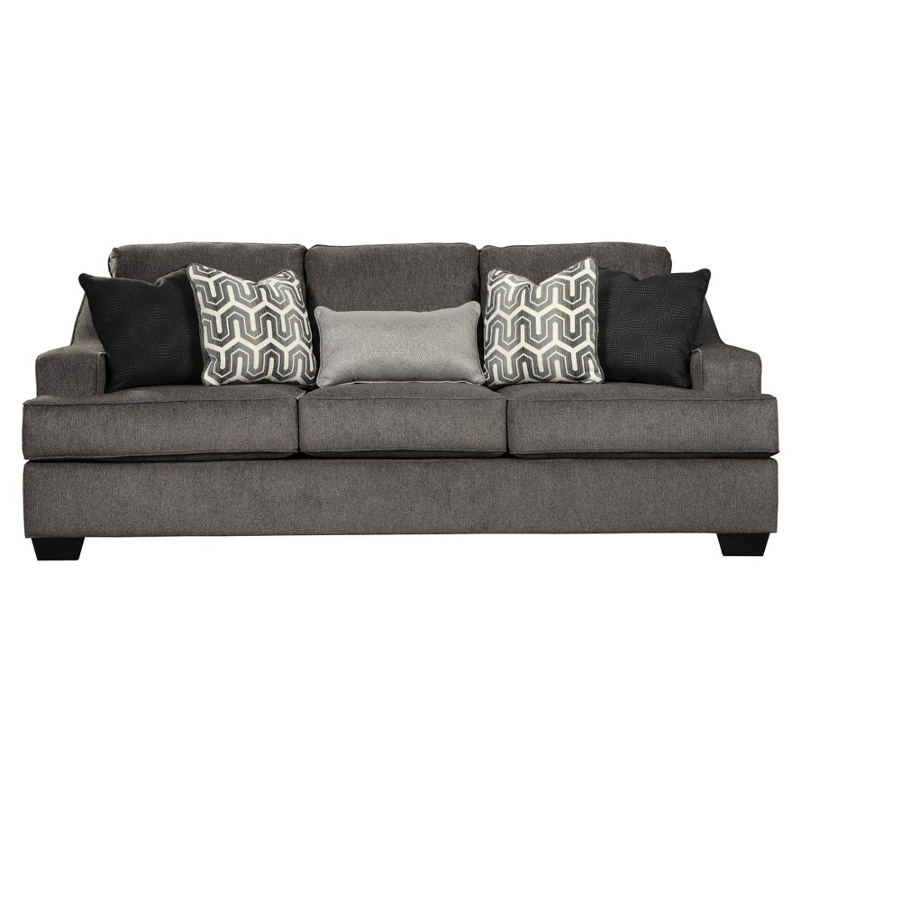 Sofas Gunmetal (Grey) - Signature Design by Ashley
