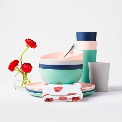 Pastel Basic Dinnerware Collection