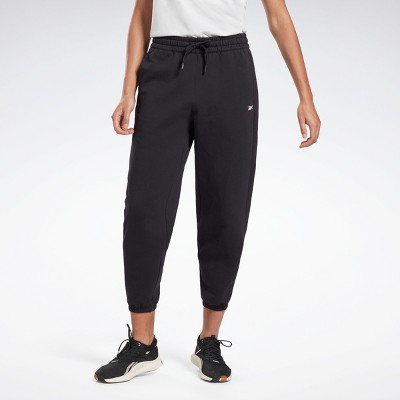 Reebok DreamBlend Cotton Knit Pants Womens Athletic Pants