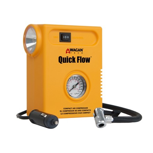 Wagan Quick Flow™ Compact Air Compressor - image 1 of 12