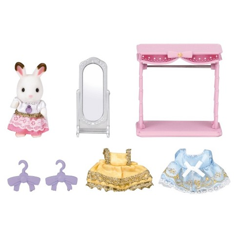 Calico Critters Dressing Area Set - image 1 of 3