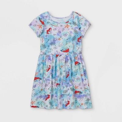 Girls' Disney Ariel Dress