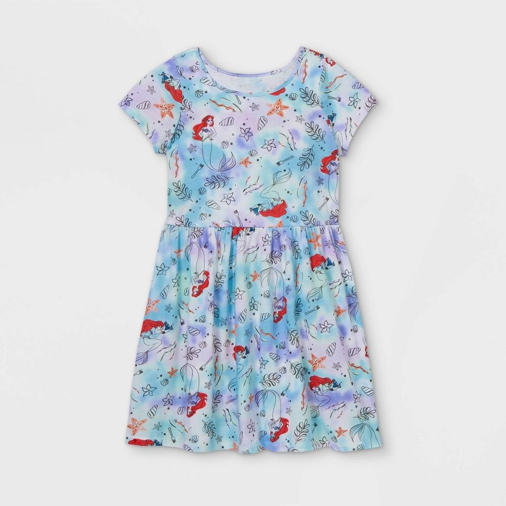Girls 39 Disney Ariel Dress M
